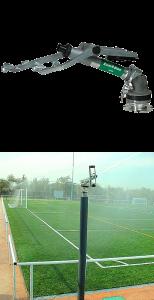 Автополив стадионов и спортивных площадок в Гомеле